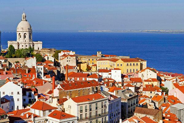 Лісабон. Столиця Португалії
