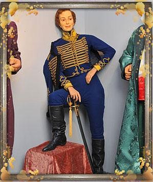 «Кавалерист-дівиця» в одеському музеї воскових фігур