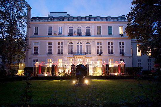 Резиденія Посла Росії у Парижі