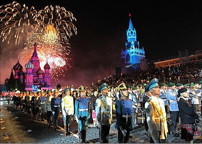 """Фестиваль """"Спаська вежа"""", присвячений 200-річчю  Вітчизняної війни 1812 року"""