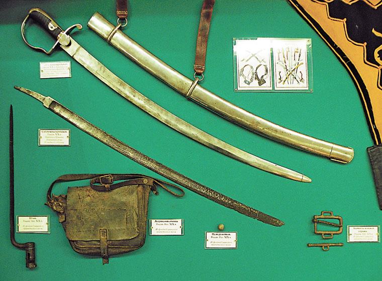 Імені переможців. У Святогірську відкрито виставку, присвячену 200-річчю Вітчизняної війни 1812 року