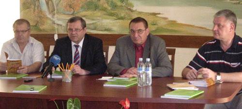 """У Молдові відбулася презентація книги Андрія Сафонова """"Бесарабія - 1812 від мороку до світла""""."""