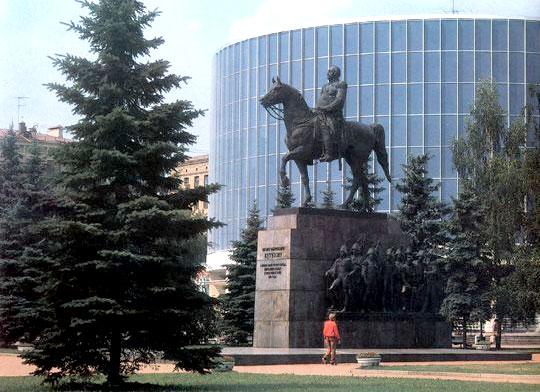 """Музей-панорама """"Бородінська битва"""", 2012 рік"""
