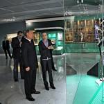 """Голова Уряду Російської Федерації В.В.Путін відвідав музей-панораму """"Бородінська битва"""""""