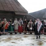 Масляна у воєнно-історичному поселенні Дороніно