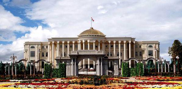 Таджикистан. Душанбе