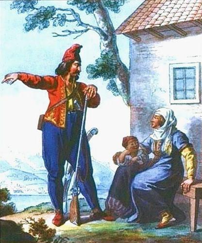 Грецькі поселенці півдня Російської імперії (XIX ст.)