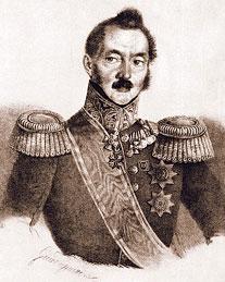 Генерал-майор Іван Михайлович Ушаков