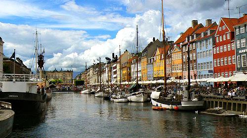 Копенгаген. Столиця Данії