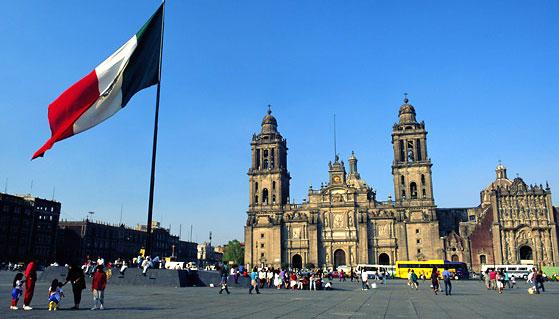 Столиця Мексики - Мехіко