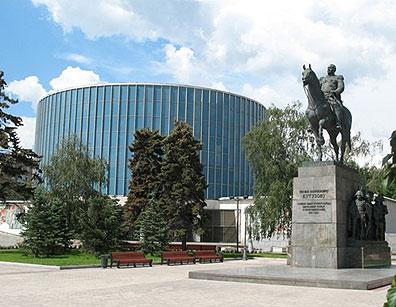 """Музей-панорама """"Бородінська битва"""""""