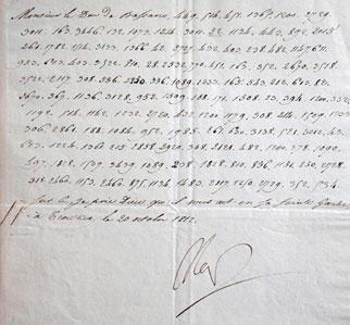 На аукціоні Фонтенбло продано наказ Наполеона про знищення Московського Кремля