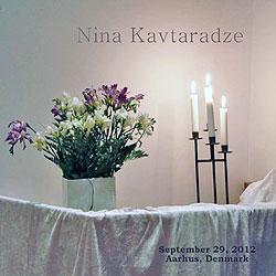 Фортепіанний концерт Ніни Кавтарадзе в Орхусі