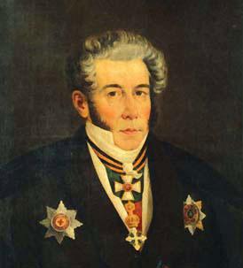 Генерал-лейтенант Михайло Михайлович Бороздін 1-й
