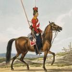 Козак Лейб-гвардії Козачого полку (початок 19 ст.)