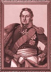 Генерал-лейтенант граф Микола Васильович Гудович