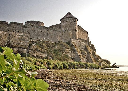 Фортеця Ізмаіл. Сучасний вигляд