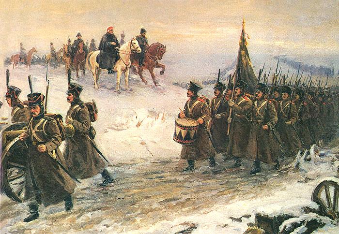 200 років початку Закордонних Походів Російської армії