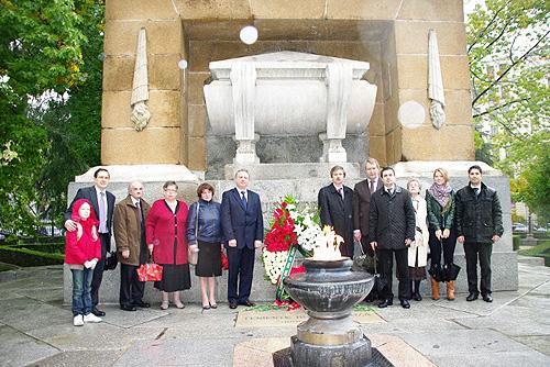У Іспанії відбулися заходи на честь святкування 200-річчя перемоги у Вітчизняній війні 1812 року