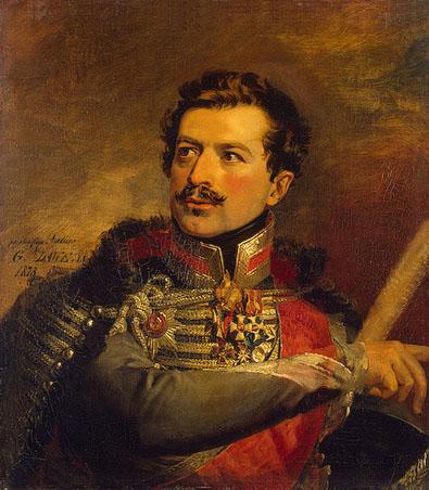 Граф Михайло Андрійович Милорадович