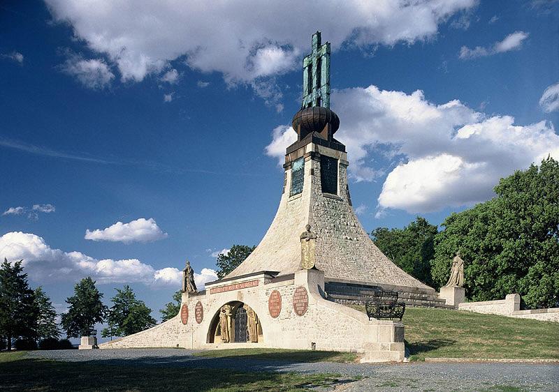 """Меморіальний комплекс """"Курган миру"""" в Чехії (м.Славків)"""