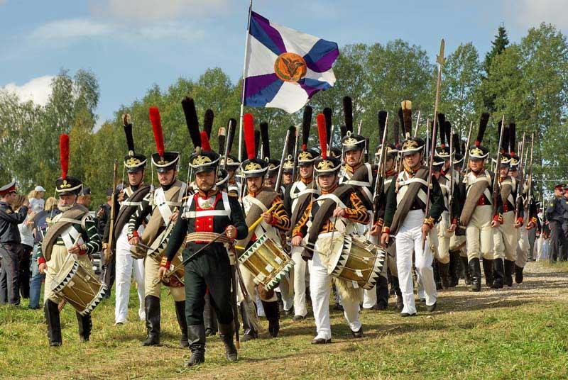 Фотогалерея: Бородінська битва (реконструкція)