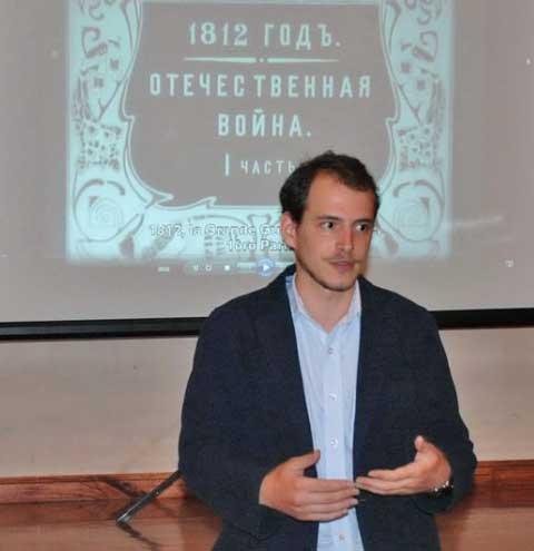Аргентина. Уроки російської історії для школярів у Буенос-Айресі