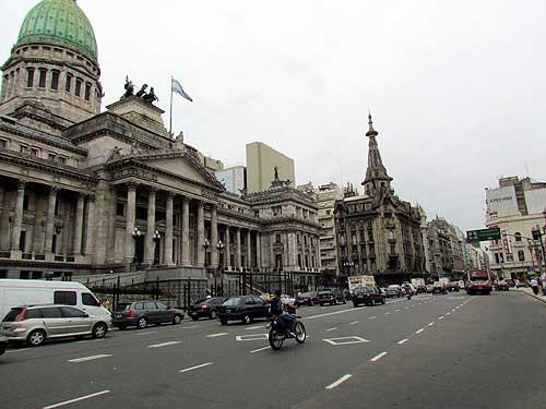 Буенос-Айрес. Аргентина