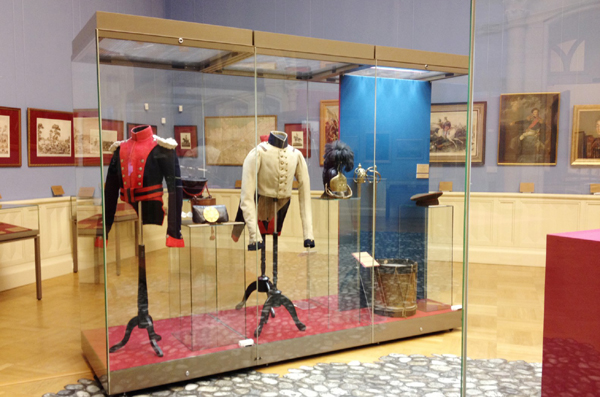 Выставка «Под сенью двуглавых орлов. Военный союз Российской и Австрийской империй. 1813–1815»