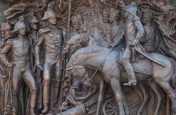 В Москві відбулося урочисте відкриття пам`ятника Імператору Олександру Першому